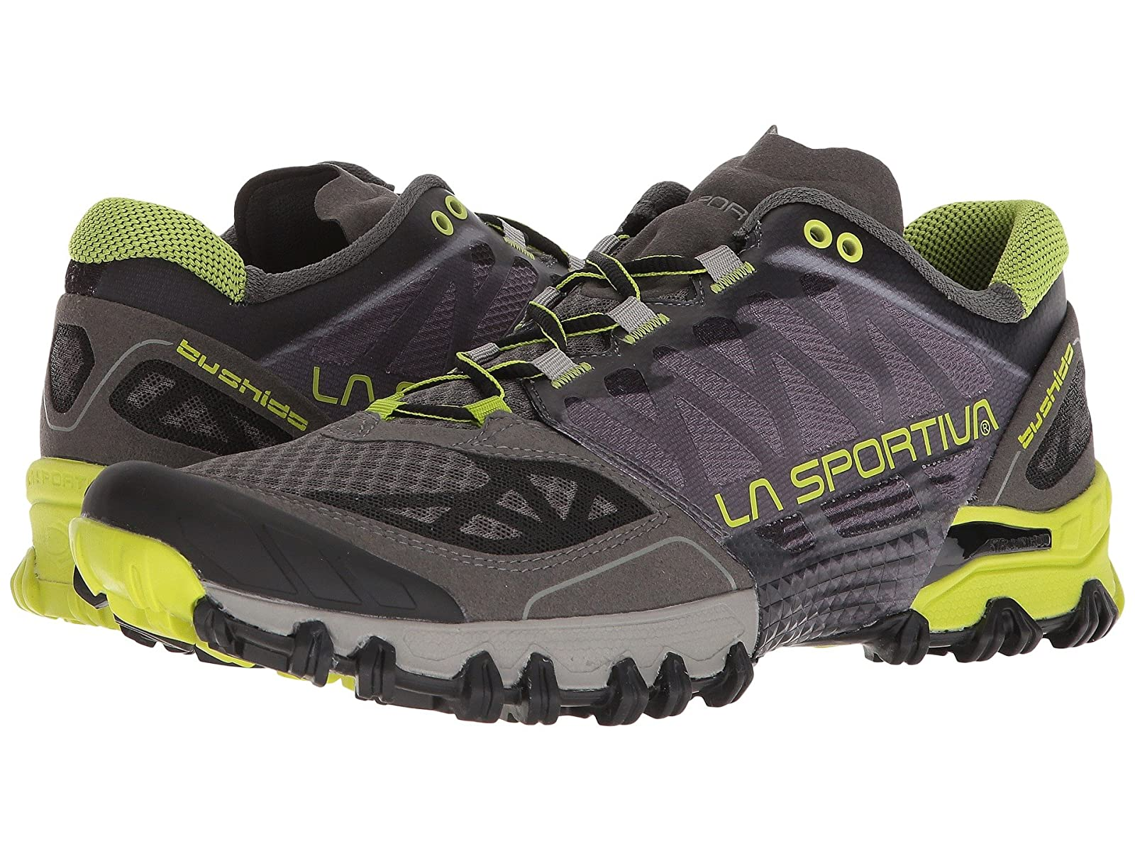 La Sportiva BushidoAtmospheric grades have affordable shoes
