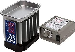 [海野製作所]ウイングヒーター W-2000(サーモスタット付き)[200Wの小型温室用ヒーター]