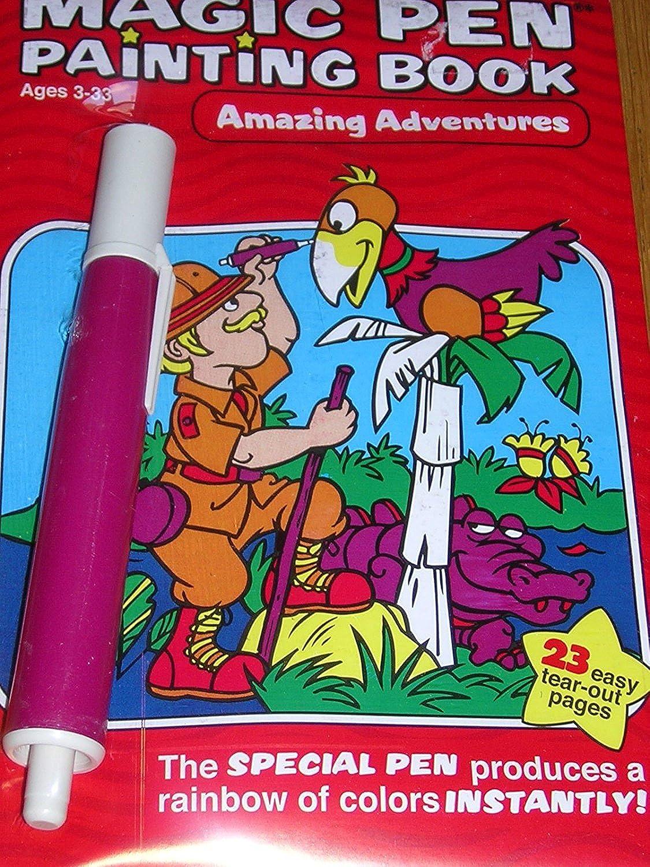 Amazing Adventures Magic Pen Painting Book B0034SFUH8 B0034SFUH8 B0034SFUH8   Kaufen  cda5ae