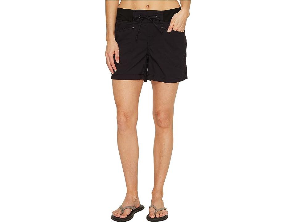 Royal Robbins Jammer Shorts (Jet Black) Women