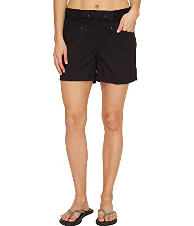 Royal Robbins Jammer Shorts (Jet Black) Women