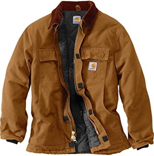 Carhartt Men's Big & Tall Arctic Quilt Lined Duck...
