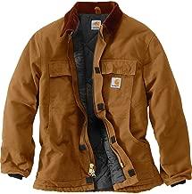 Carhartt Men's Big & Tall Arctic Quilt Lined Duck Traditional Coat C003