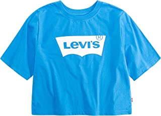 Levi's Girls' High Rise Batwing T-Shirt