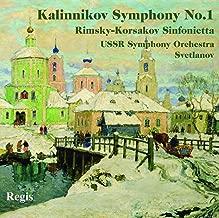 Kalinnikov: Symphony No. 1 / Rimsky-Korsakov: Sinfonietta