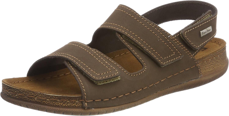 Fischer Men's Bodo Platform Sandals