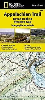 Appalachian Trail, Raven Rock to Swatara Gap [Pennsylvania] (National Geographic Topographic Map Guide)