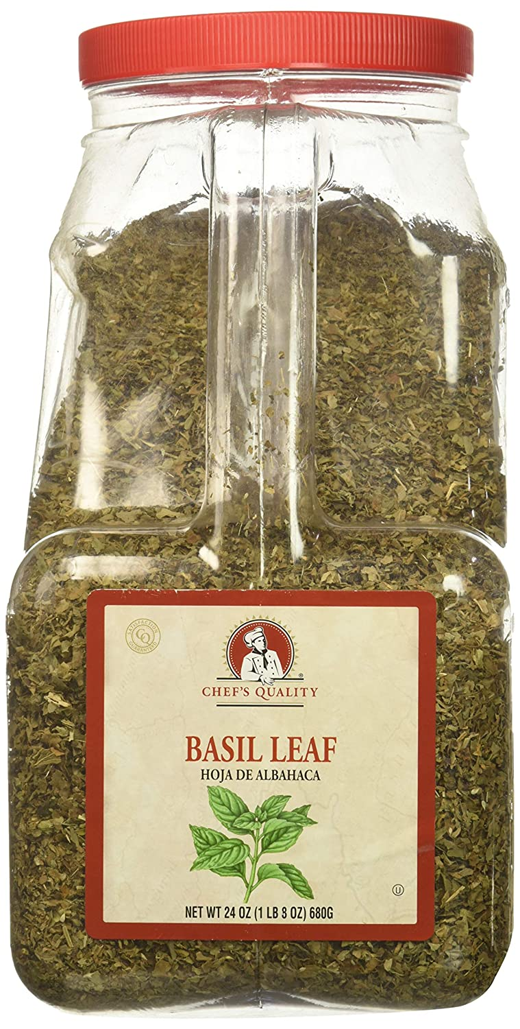 Chef's Quality Basil Leaves Ounce Soldering Bottle Oakland Mall 24