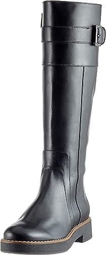Geox D Adrya A, botas Altas para mujer
