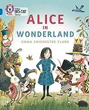 Collins مطبوع عليه عبارة Big Cat فرقة Alice In Wonderland: 16/الأزرق الياقوتي