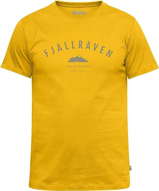Fjallraven Mens Trekking Equipment T-Shirt Large