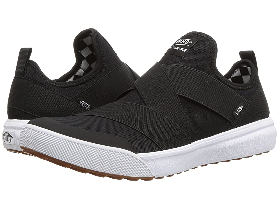 c8e68cc1af UPC 191928003553 product image for Vans UltraRange Gore (Black) Skate Shoes