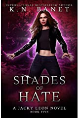 Shades of Hate (Jacky Leon Book 5) Kindle Edition