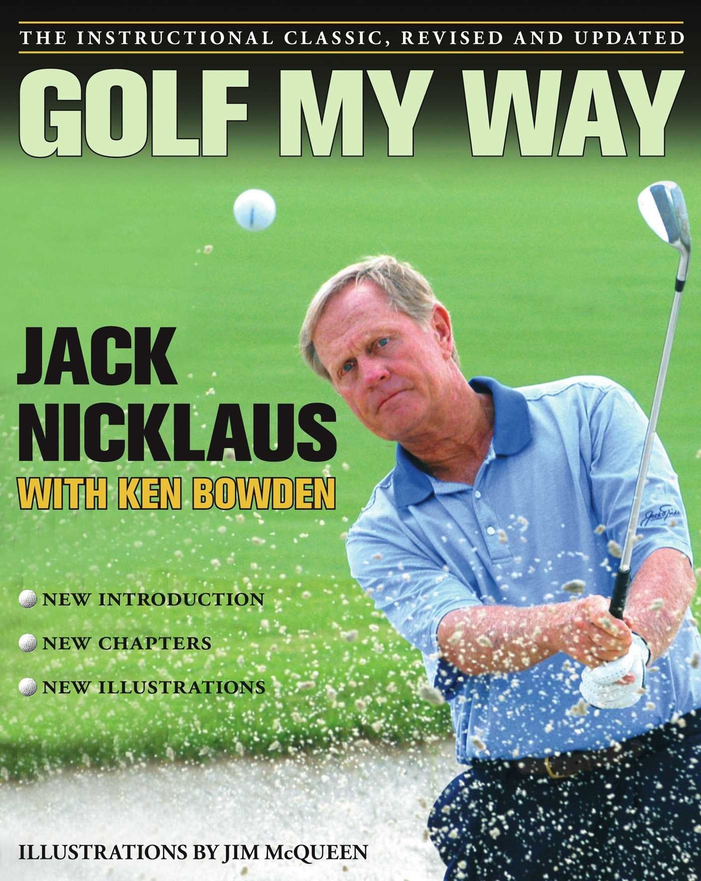 Image OfGolf My Way: The Instructional Classic, Revised And Updated (English Edition)