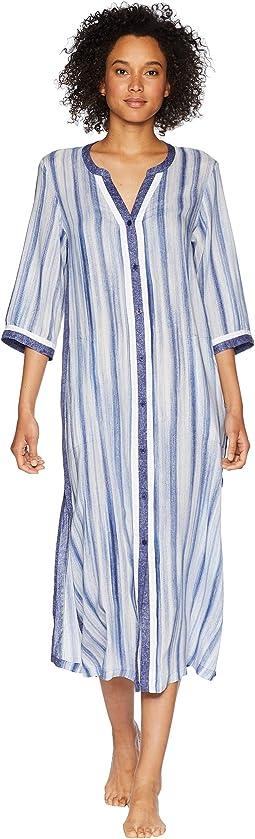 Striped Maxi Sleepshirt