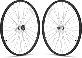 26 single speed wheelset