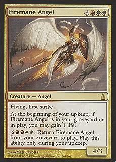 Magic: the Gathering - Firemane Angel - Ravnica