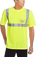 Caterpillar Men's Hi-Vis T-Shirt (Regular and Big & Tall Sizes)