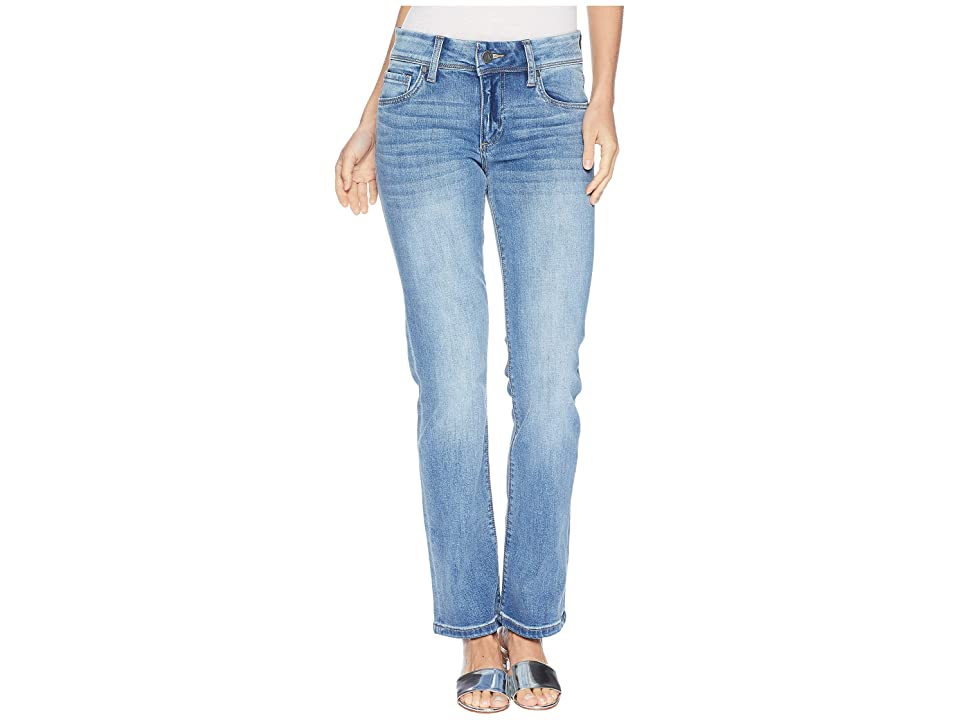 KUT from the Kloth Greta Ankle Bootcut Jeans in Launched (Launched/Medium Base Wash) Women
