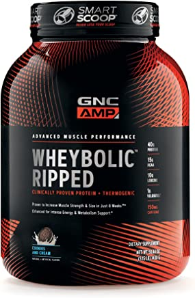 Amazon com: Amplified Wheybolic Extreme 60 Ripped