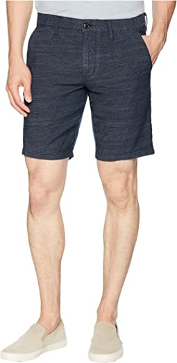 John Varvatos Star U.S.A. Casual Shorts with Flatiron Jeans Pocket Details S155U1B