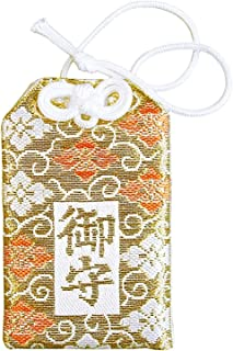 JAPANESE OMAMORI Charm Good luck Talisman Protect you from Japan Shrine Gold 4