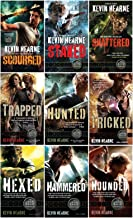 The Iron Druid Chronicles Complete Collection Set ( Books 1- 9 )