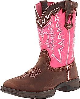حذاء برقبة طويلة غربي ليدي ريبيل 25.4 سم RD3557 من دورانجو