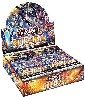Konami Yu-Gi-Oh! Battles of Legend: Relentless Revenge Booster Box