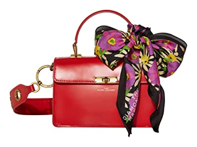 Marc Jacobs The Downtown (Bright Red) Handbags