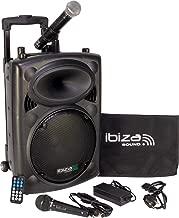 Ibiza Sound PORT10VHF-BT Sistema de sonido portátil y autó