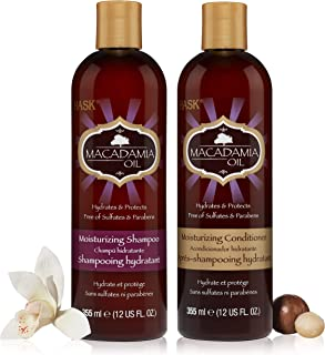 Best macadamia oil shampoo hask Reviews
