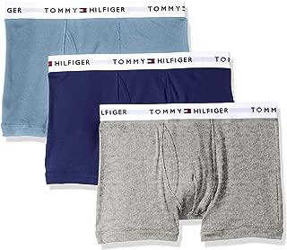 Tommy Hilfiger Men's Cotton Classics 3 Pack Trunk