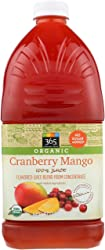 365 Everyday Value, Organic 100% Juice Flavored Juice Blend from Concentrate, Cranberry Mango, 64 fl