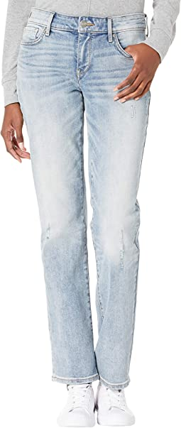 Marilyn Straight Jeans in Radiance Wash