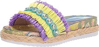 Betsey Johnson Women's Tera Espadrille Wedge Sandal