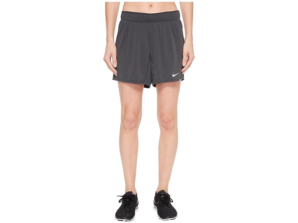Nike Flex Attack Training Short (Dark Grey/White) Women