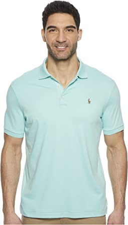 Pima Polo Short Sleeve Knit