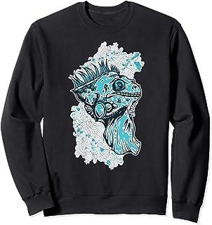 Iguana Lover Gift - Iguana Sweatshirt