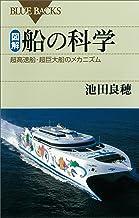 表紙: 図解 船の科学 超高速船・超巨大船のメカニズム (ブルーバックス)   池田良穂