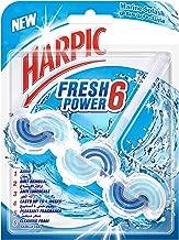 Harpic Toilet Block Fresh Power 6 Marine Splash, 39g