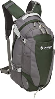 Outdoor Products 598U-KMBG Mist Hydration Backpack, One Size, Kombu Green
