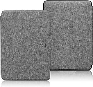 Etui do Kindle Paperwhite 4 (generacja 10-tejsza - wydanie 2018) -JMH pokrowiec ochronny z materiału z automatycznym budze...