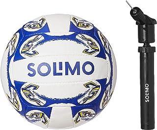 Amazon Brand - Solimo Hand Stitched PU Volleyball