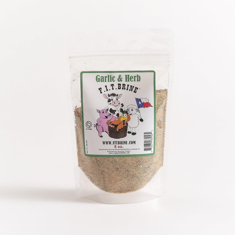 FIT Popular 35% OFF brand Brine Garlic Herb 8oz