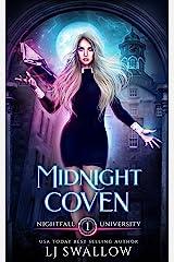 Nightfall University: Midnight Coven: A Reverse Harem Witch Romance Kindle Edition