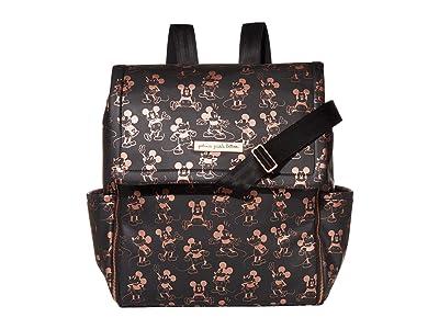 petunia pickle bottom Method Backpack Metallic Mickey Mouse (Metallic Mickey Mouse) Diaper Bags