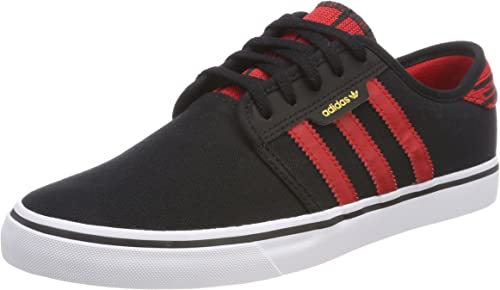 Adidas Seeley, Chaussures de Gymnastique Homme