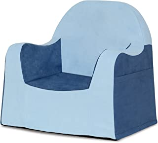 P'Kolino Little Reader Chair, Light Blue