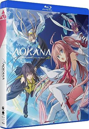 AOKANA Four Rhythm Across The Blue Blu-Ray(蒼の彼方のフォーリズム 全12話)
